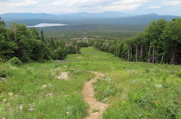 Saddleback Resort Hike View