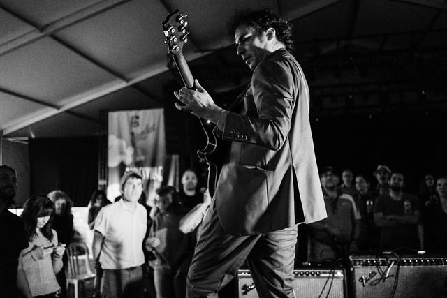 Yonatan Gat @ Ottawa Bluesfest 2017