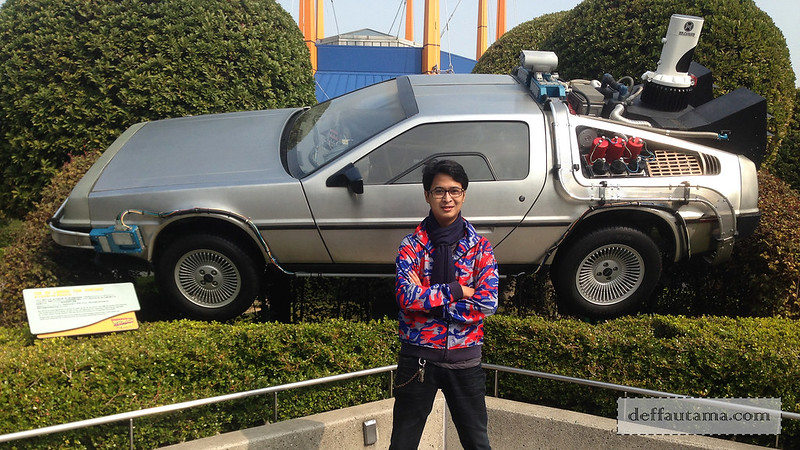 2 Hari Keliling Osaka - Back To The Future