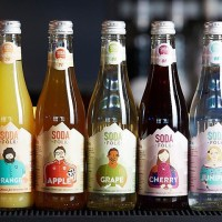 Win Two Bottles Each of the Five New Soda Folk Flavours
