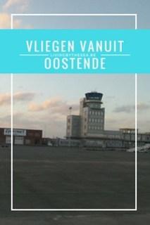 Vliegen vanuit Oostende