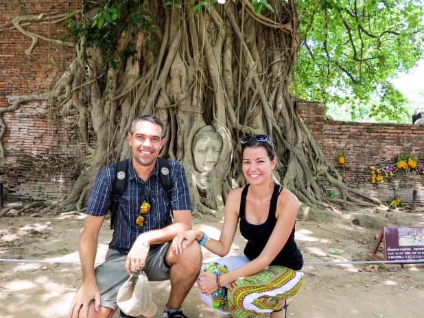 Visitar Ayutthaya
