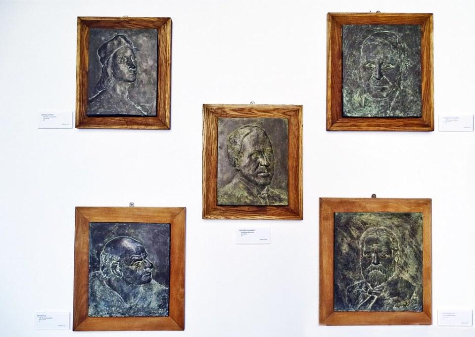 Exposición Escuela de Arte y Superior de Diseño Segovia 16