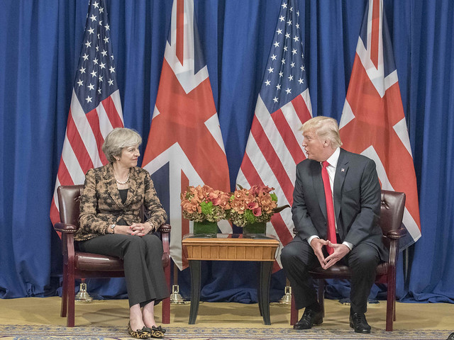 PM meeting with President Trump at UNGA