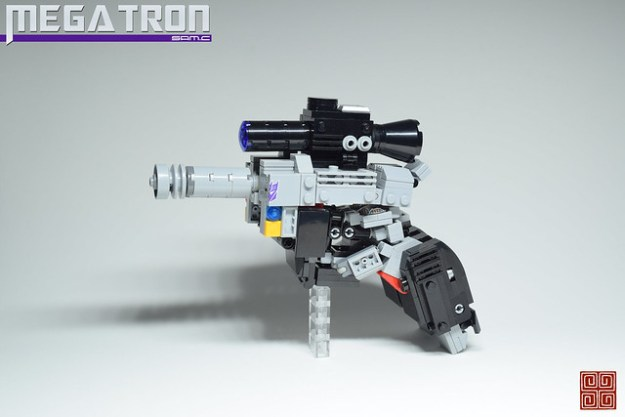 9. Megatron Gun Mode 2
