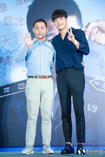 Director Kim Joo Hwan and Kang Ha Neul