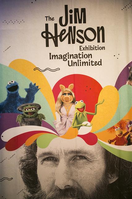 The Jim Henson Exhibition Imagination Unlimted @ MoPop