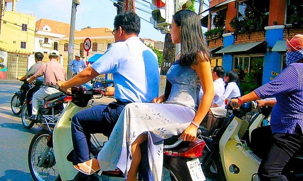 Ho Chi Minh City South Vietnam