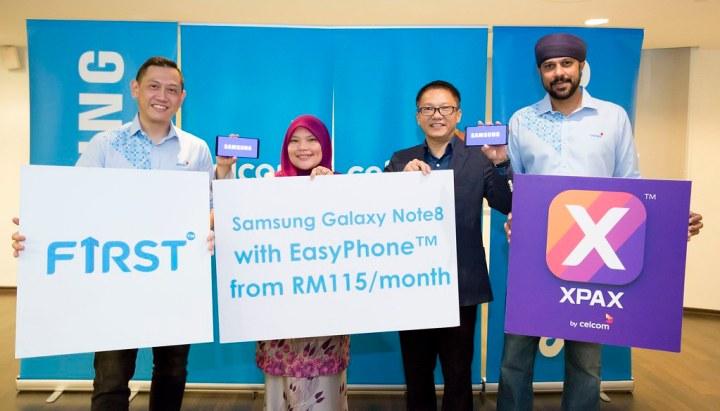 Paling Murah Untuk Dapatkan Samsung Galaxy Note8