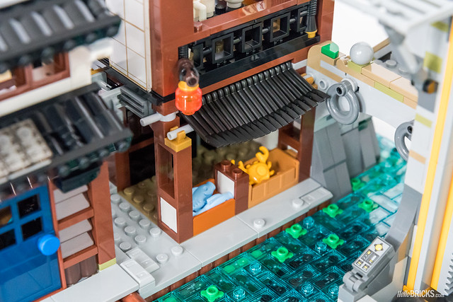 Review LEGO 70620 Ninjago City