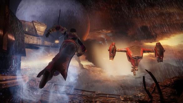 Destiny 2 Cinematic