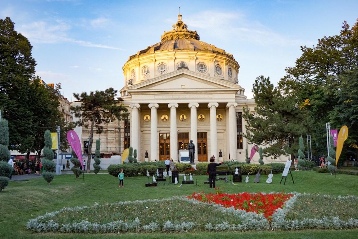 Belgrad, Timisoara, Bukarest