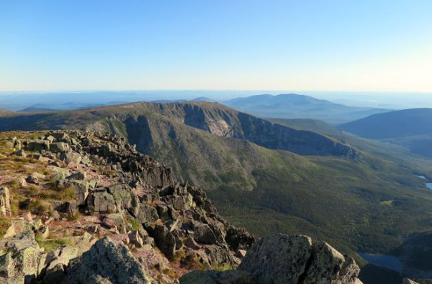 Katahdin Hamlin Ridge