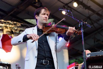 Andrew Bird @ NC Museum of Art in Raleigh NC on July 31st 2017