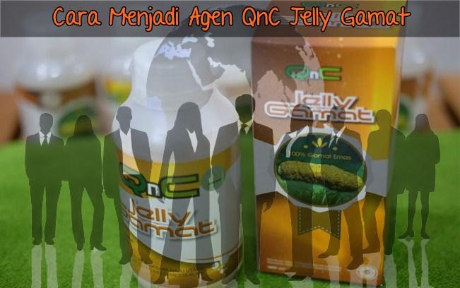 Menjadi Agen QnC Jelly Gamat