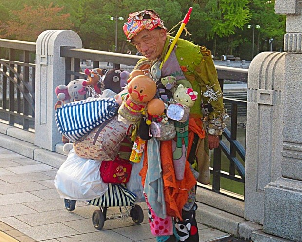 Hiroshima city food transport