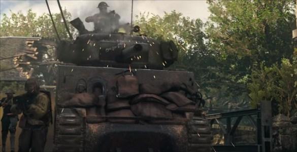 Call of Duty WW2 War Mode