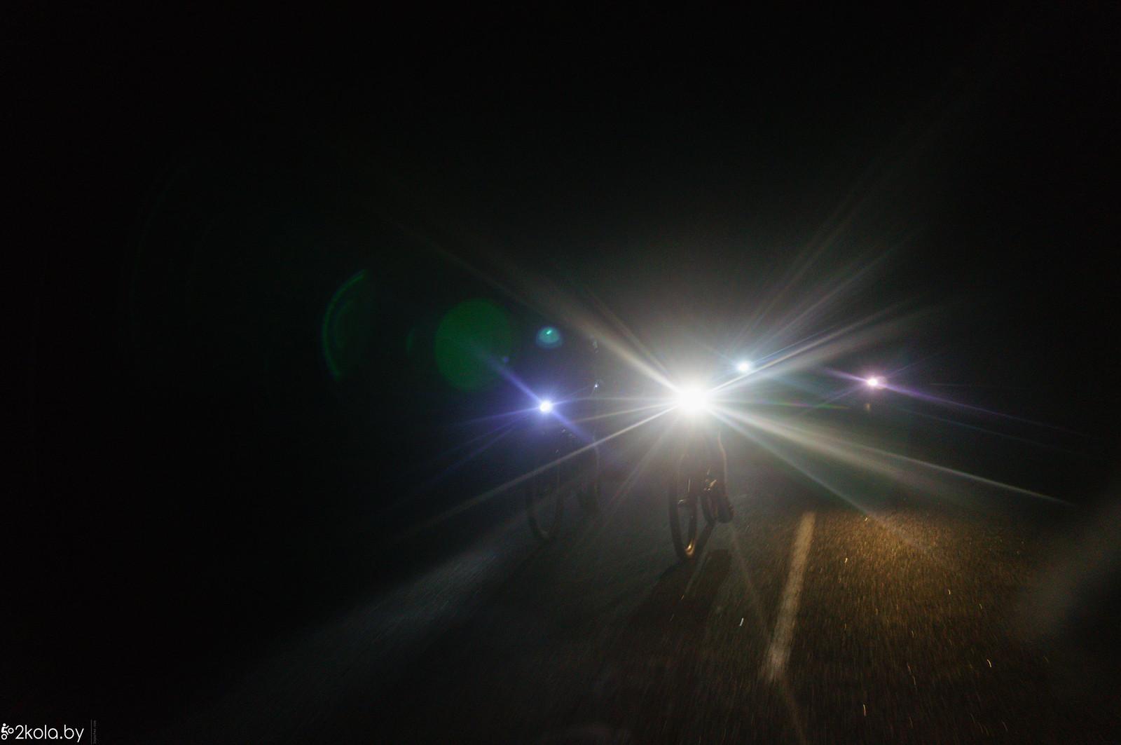 По ночной дороге