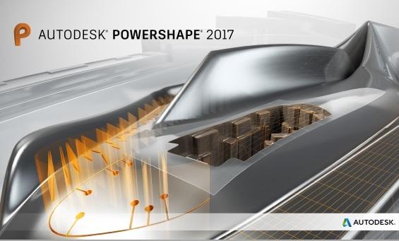 Phần mềm delcam powershape 2017 sp1 full