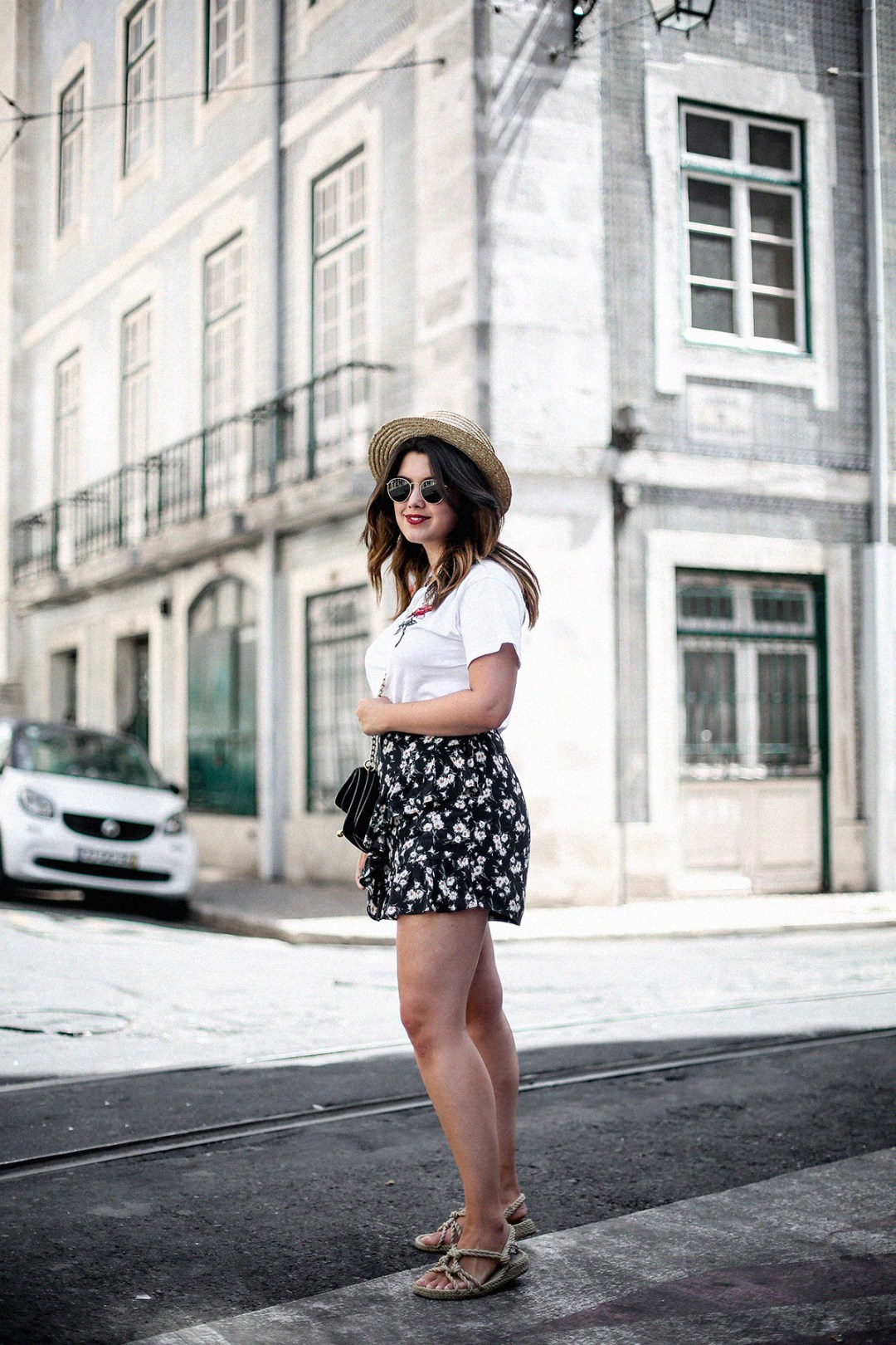 shorts-margaritas-mango-nomadic-sandalias-outfit-lisboa