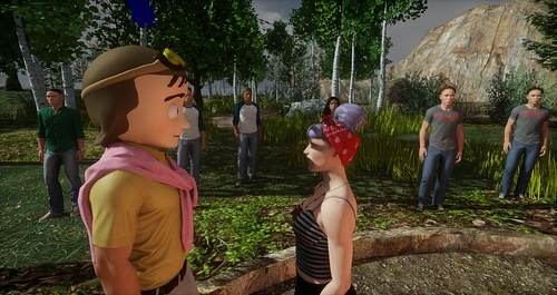 Sansar Jenn and Gindipple Face Off