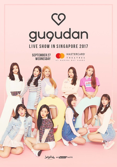 GU9UDAN Live Show in Singapore 2017