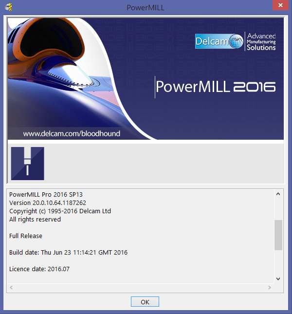 delcam powermill 2016 64bit SP11 full