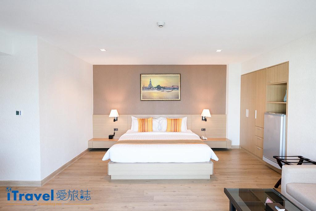 《芭達雅飯店推薦》埃德爾菲酒店:Adelphi大空間平價住宿