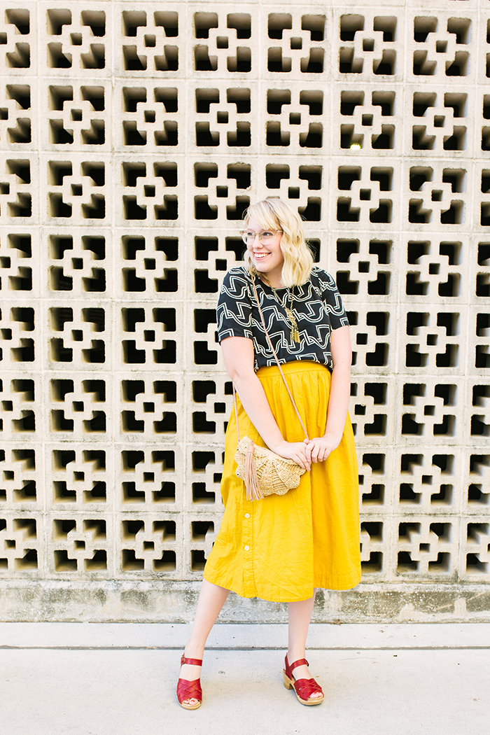 austin fashion blogger writes like a girl vintage geometric top5