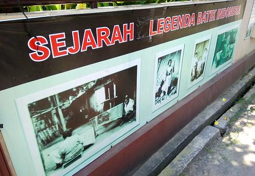 Sejarah Legenda Batik Indonesia