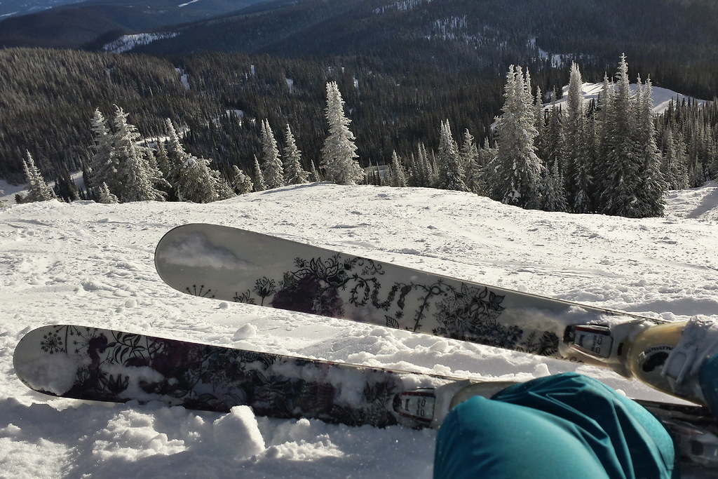 resting at Silver Star