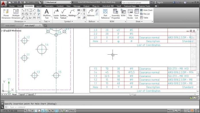 Phần mềm autocad mechanical 2014 full crack