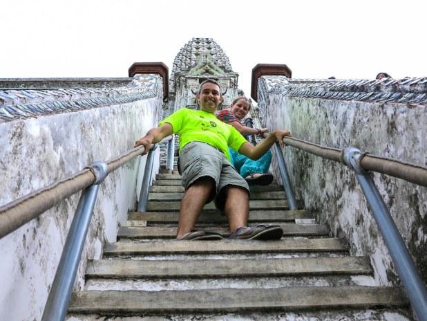 Visita al Wat Arum