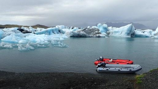 Glacier Bay, Iceland
