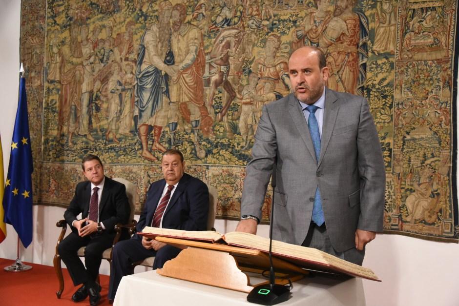 Toma de posesión de nuevos miembros del Consejo de Gobierno