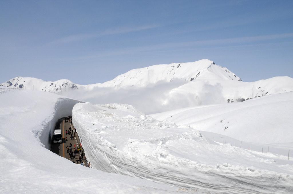 Snow Wall 雪壁(3)