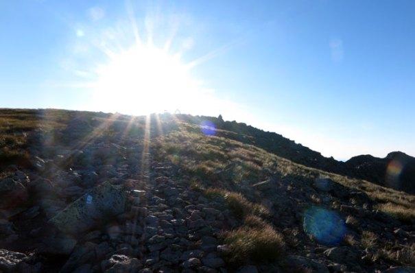 Hunt Katahdin Ascent
