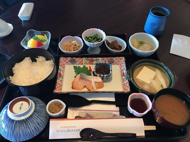 Restauration - Westin Miyako Kyoto