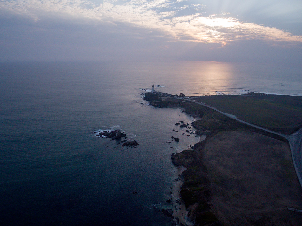 09.02. Pigeon Point from the Drone