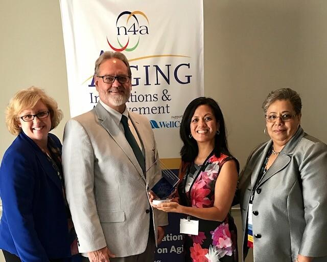 AAATC wins Award