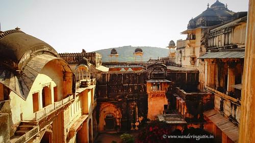 Taragarh Fort ruins