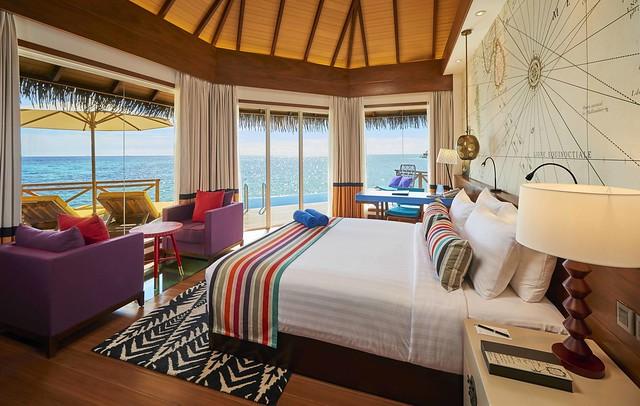 Mercure Maldives Koodoo Resort (1)