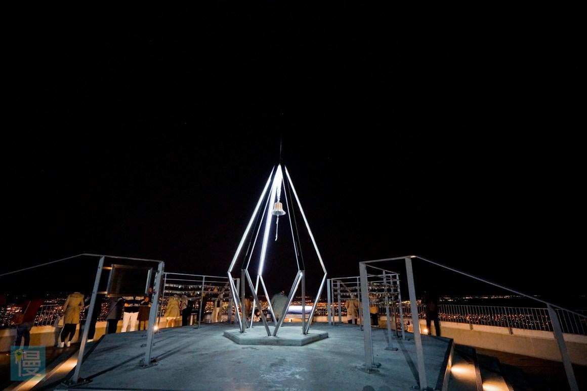 札幌藻岩山展望台夜景-66