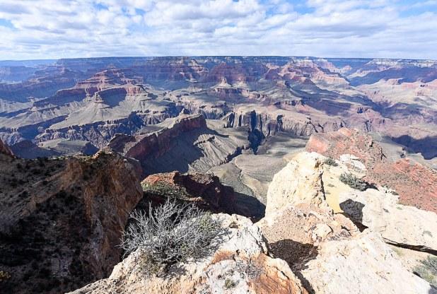 Vista del Gran Cañón del Colorado