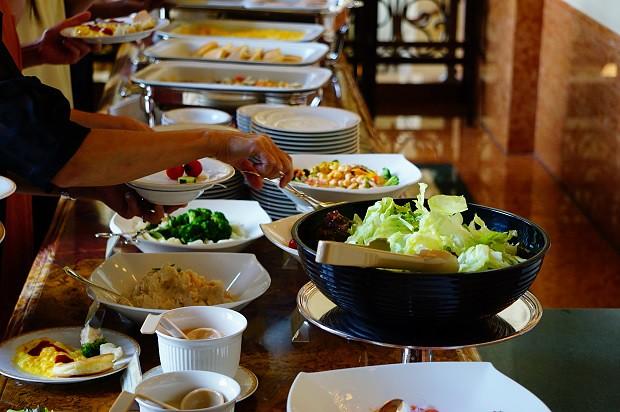 170915 東京ディズニーランドホテルドリーマーズ・ラウンジ朝食2