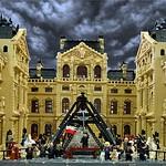 Paris steampunk 1889 [WIP] Le Louvre
