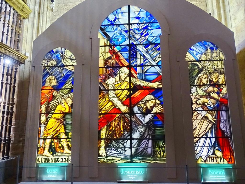 Segovia Capilla de San Gregorio Catedral de Nuestra Señora de la Asunción y de San Frutos 01