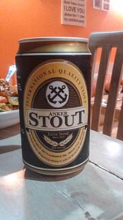 Bali beer anker stout