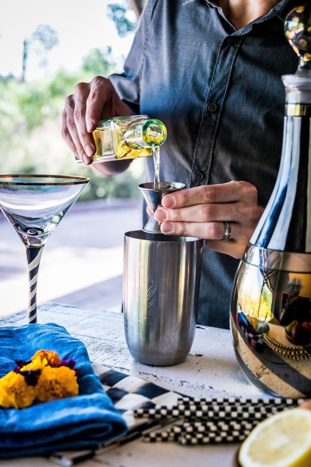 st germain adds a sweet floral flavor