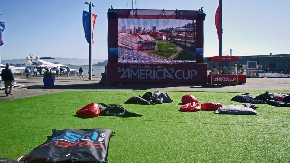 Regatas Copa de America 2013 San Francisco California EEUU 01